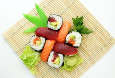 sushi w polsce